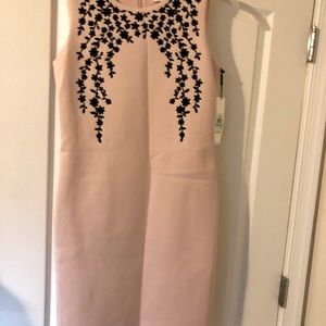Sheath Sleeveless Dress